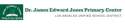 Dr. James Edward Jones Primary Center  Logo
